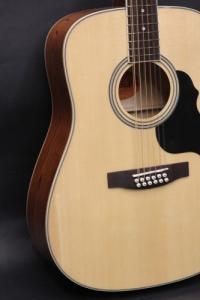 12-ти струнная акустическая гитара CRAFTER MD-50-12/N + Чехол (пр-во Корея)