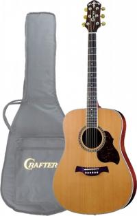 Акустическая гитара CRAFTER D 7/N + чехол