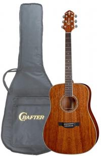 Акустическая гитара CRAFTER D 8MH/BR + чехол