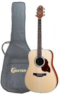 Акустическая гитара CRAFTER D 8/N + чехол