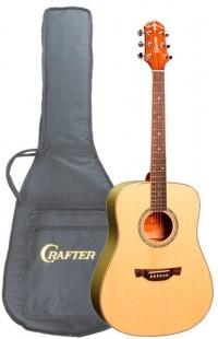 Акустическая гитара CRAFTER D 9/N + чехол