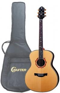Акустическая гитара CRAFTER GA 45/N + чехол