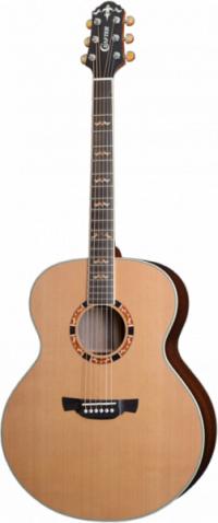 Акустическая гитара CRAFTER J-18 CD/N+Чехол