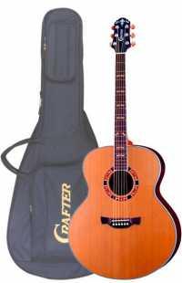 Акустическая гитара CRAFTER J 18/N + чехол