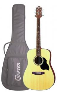 Акустическая гитара CRAFTER LITE-D SP/F