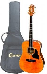 Акустическая гитара CRAFTER MD 60/AM + чехол