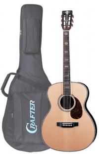 Акустическая гитара CRAFTER TM-045/N + Чехол (пр-во Корея)