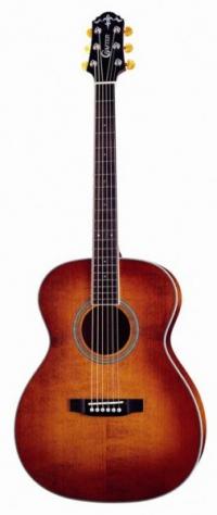 Акустическая гитара CRAFTER TV 250/VTG + Кейс (пр-во Корея)