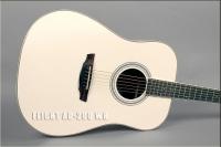 Акустическая гитара FLIGHT AD-200 WH