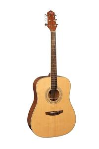 Акустическая гитара FLIGHT D-200 NA