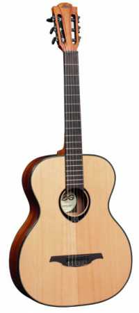 Акустическая гитара LAG TN66A нейлоновые струны