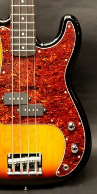 Бас гитара JET UPB 280 цвет 3TS санберст