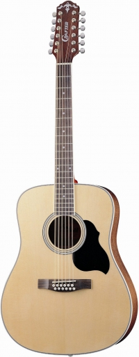 Электроакустическая гитара 12-струнная CRAFTER D-8-12EQ/N+Чехол