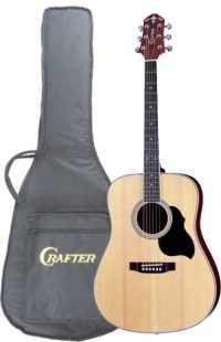 Акустическая гитара CRAFTER MD 40/N + чехол