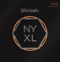 Струны для электрогитары D'ADDARIO NYXL1046 Regular Light