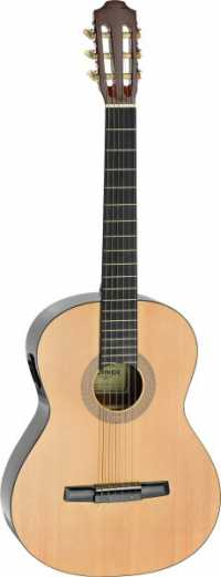 Электроакустическая гитара HOHNER HC-06E цвет натуральный