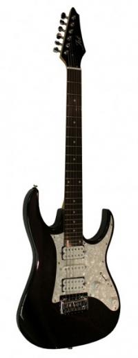 Электрогитара JET UAE 550 MBK цвет черный