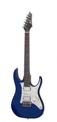 Электрогитара JET UAE 550 MBL цвет синий
