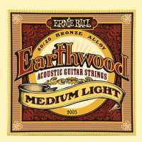 Струны для акустической гитары Ernie Ball 2003