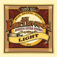 Струны для акустической гитары Ernie Ball 2004