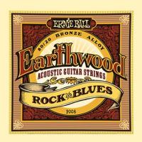 Струны для акустической гитары Ernie Ball 2008