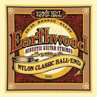 Струны для классической гитары Ernie Ball 2069 Ball-End