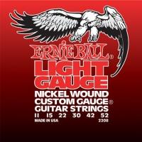 Струны для электрогитары Ernie Ball 2208