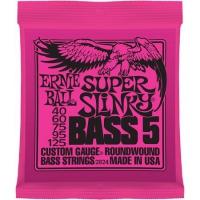 Струны для бас-гитары Ernie Ball 2824