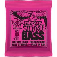Струны для бас-гитары Ernie Ball 2834