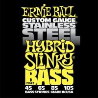 Струны для бас-гитары Ernie Ball 2843