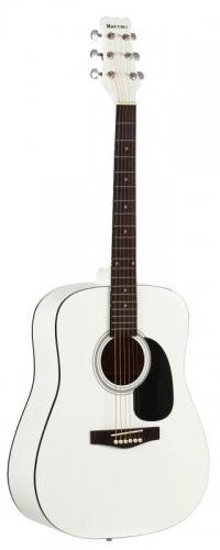 Гитара акустическая MARTINEZ FAW - 702 / WH