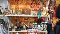 Этническая перкуссия и сувениры