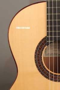 Клаccическая гитара PEREZ 640 Spruce