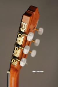 Классическая гитара PEREZ 640 Cedar