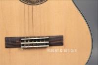 Классическая гитара уменьшенная FLIGHT C 100 3/4