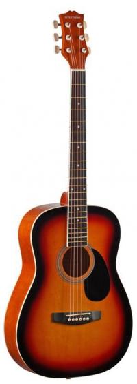 Гитара акустическая COLOMBO LF - 3800 / SB