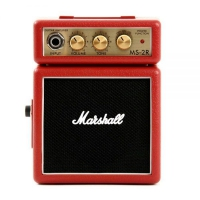 Комбоусилитель MARSHALL MS-2R-E MICRO AMP (RED)