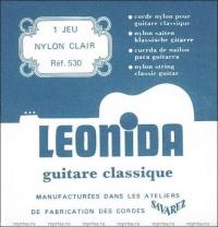 Струны для классической гитары SAVAREZ 530 Leonida