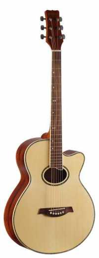 Гитара акустическая MARTINEZ W - 02 AC / N