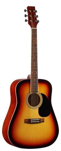 Гитара акустическая MARTINEZ W - 11 / SB