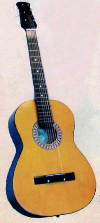 Гитара ижевская 6-струнная 2КР