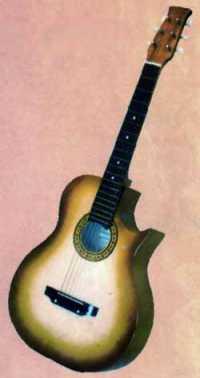 Гитара ижевская 6-струнная 31СР