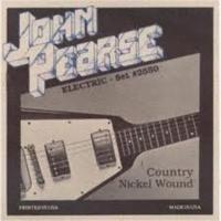 Струны для электрогитары, 10-52 никель, John Pearse Set # 2550