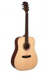 Акустическая гитара DOWINA Puella D